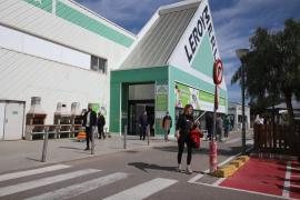Los centros comerciales de Mallorca vuelven a abrir en sábado después de dos meses