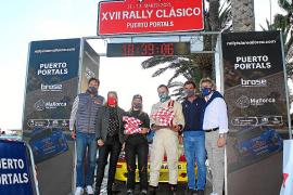 Rally Clásico Isla de Mallorca: emoción hasta el final