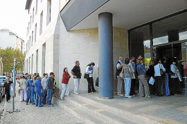 Presentan centenares de demandas para evitar el pago de las tasas judiciales en Palma