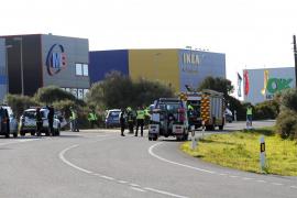 La mujer herida en el accidente de este sábado en Menorca pierde el bebé que esperaba