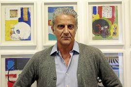 Andrés Planas se «desnuda» y exprime su propia identidad con 'Meditecráneo'