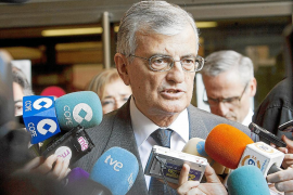 Torres-Dulce reprende al fiscal catalán por su defensa de Artur Mas