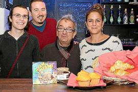 Joan Bibiloni y sus 'pinches' crean 'Nyam-Nyam', un CD gastronómico