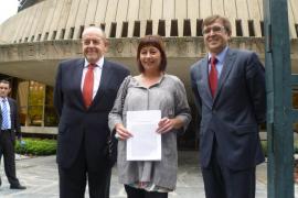 El Constitucional acepta a trámite el recurso del PSIB contra la Ley de Función Pública