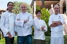 La guía Michelin distingue la labor de cinco restaurantes de Mallorca