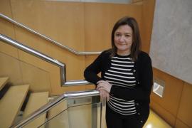 La consellera Mercedes Garrido
