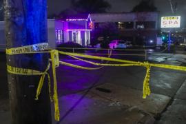 Al menos ocho muertos en tres tiroteos en spas de Atlanta