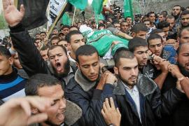 La muerte de un palestino en Gaza pone a prueba el alto el fuego