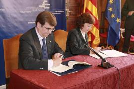 El Consell recibe 10 millones para mejorar las carreteras de la Serra