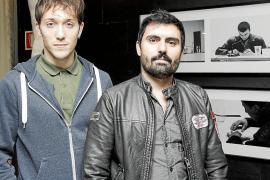 El cineasta Daniel Aguilarte rueda en Palma un thriller «inquietante»