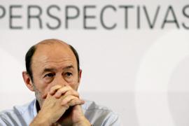 Rubalcaba: «si el presupuesto de la UE no crece, a España le irá mal»