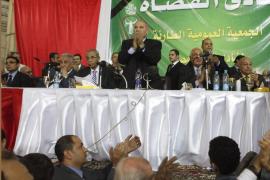Los jueces egipcios deciden ir a la huelga en protesta contra Mursi