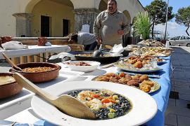 La escasez de sepia obligará a reconvertir la Fira en Alcúdia en una muestra de productos del mar