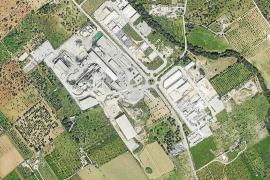 Indignación en el entorno ecologista ante la reapertura de la fábrica de cemento de Lloseta