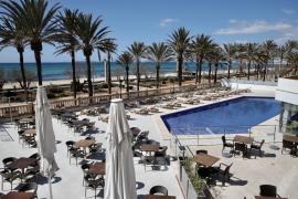 El 11 % de la planta hotelera de Mallorca estará abierta en Semana Santa