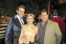 Alberto Tomás, Nieves Darder y Pep Guerrero