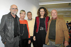 Presentación del libro 'Recordant sa Ràpita' de Victoria Fullana, en la librería Agapea