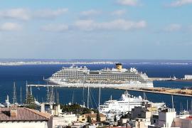 Costa Cruceros prevé reanudar sus viajes a Palma a partir de mayo