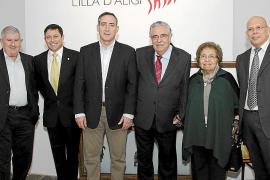 Can Prunera acoge una exposición con obra de Aligi Sassu
