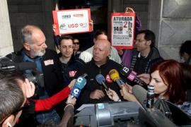 Unos 6.000 empleados públicos han sido llamados a la huelga el 14 de diciembre