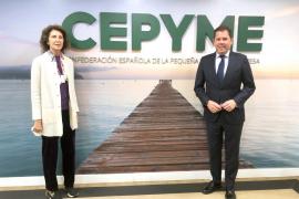 Carmen Planas, elegida vicepresidenta de Cepyme
