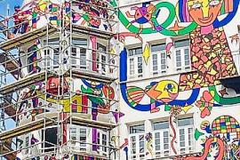 Cort niega un permiso al hotel Armadams por la pintura de Mesas