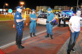 Detenidos un travesti y su amigo por una paliza al dueño de un hostal del Port d'Alcúdia