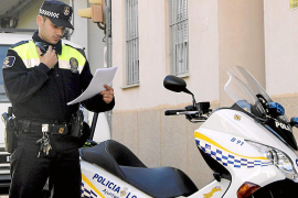 Detenido por pegar a su mujer en Palma el día contra la violencia de género