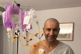 Paco Sanz: «Estoy seguro de que ganaré este partido al cáncer»