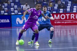 El Palma Futsal se despide de la Copa de España en los penaltis