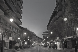 calle Jaime III de Palma de Mallorca