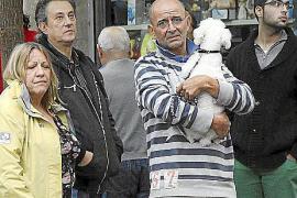 Una mujer y su hijo, hospitalizados tras un incendio en un piso de Joan Crespí, en Palma