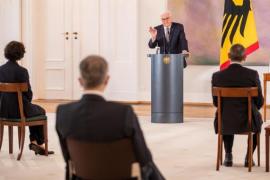 El Constitucional alemán paraliza la ratificación del plan europeo de ayudas
