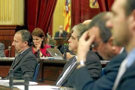 El PSIB lamenta la imagen del Govern por la foto de Delgado