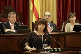 El PSIB pide a Rotger que muestre su apoyo a la lengua catalana