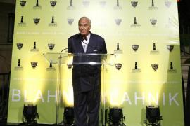 Manolo Blahnik, Premio Nacional de Diseño de Moda