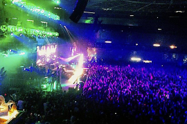 El Madrid Arena vendió 16.781 entradas, un 58 % más de las permitidas