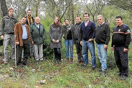 La nueva empresa que gestionará la Comuna utilizará la biomasa como combustible