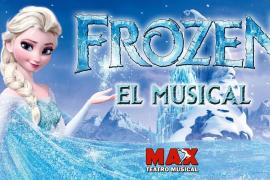 'Frozen, el musical' en la sala Dante