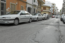 El Ajuntament inicia hoy el asfaltado de 18 tramos de calles y cinco caminos