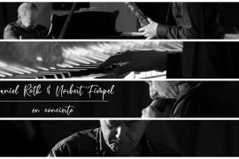 Daniel Roth y Norbert Fimpel ofrecen un concierto en la sala Dante