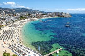 El Govern aporta 400.000 euros para las mejoras en el paseo marítimo de Magaluf
