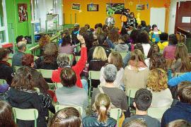 Encierros en la Diada per l'Educació Pública