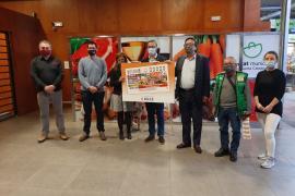 La ONCE dedica el cupón del 12 de abril al mercado municipal de Santa Catalina