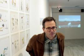 La 'aparición invasiva' de Pere Joan ocupa la galería Lluc Fluxà de Palma