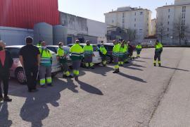 La falta de acuerdo mantiene la huelga de recogida de basuras en Alcúdia y sa Pobla