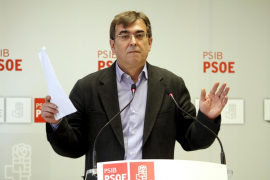 Antich considera «una estafa absoluta»  la enmienda del PP a los Presupuestos Generales del Estado