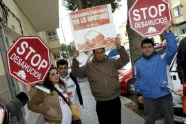 Cort firmará en los próximos días un acuerdo con Proinba para ceder viviendas a los deshauciados