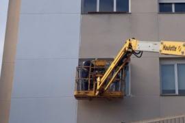 Los puertos de Ibiza y Formentera repararán los desperfectos en sus instalaciones exteriores