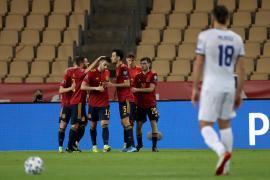 España vence a Kosovo y reconduce su camino hacia Catar